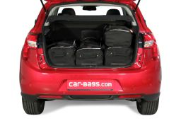 Peugeot 4008 2012- Car-Bags.com travel bag set (3)
