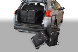 Peugeot 2008 2014- Car-Bags.com travel bag set (1)
