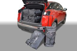 Peugeot 3008 II 2016- Car-Bags.com travel bag set (1)