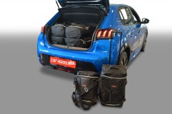 Peugeot 208 2019- 5 door Car-Bags.com travel bag set (1)