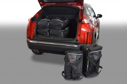 Peugeot 2008 II 2019- Car-Bags.com travel bag set (1)