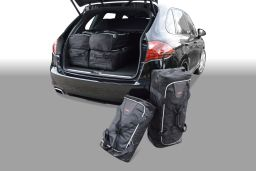 Porsche Cayenne II (92A) 2010-2017 Car-Bags.com travel bag set (1)