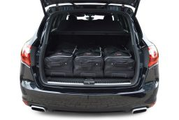 Porsche Cayenne II (92A) 2010-2017 Car-Bags.com travel bag set (2)
