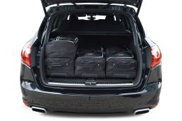 Porsche Cayenne II (92A) 2010-2017 Car-Bags.com travel bag set (3)