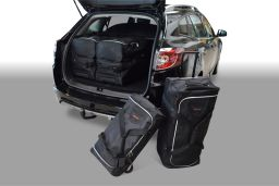 Renault Mégane III Estate / Grandtour 2009-2016 Car-Bags.com travel bag set (1)