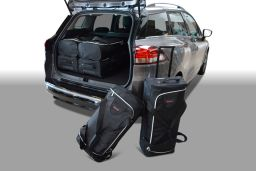 Renault Clio IV Estate / Grandtour 2013- Car-Bags.com travel bag set (1)