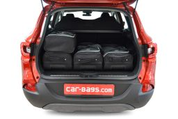 Renault Kadjar 2015- Car-Bags.com travel bag set (3)