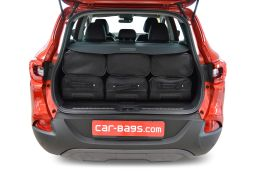 Renault Kadjar 2015- Car-Bags.com travel bag set (4)