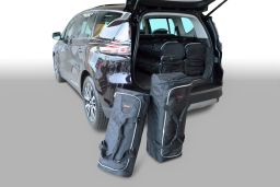 Renault Espace V 2015- Car-Bags.com travel bag set (1)