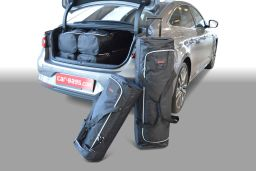 Renault Talisman 2016- 4 door Car-Bags.com travel bag set (1)