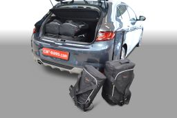 Renault Mégane IV 2016- 5 door Car-Bags.com travel bag set (1)