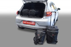 Renault Clio V 2019- Car-Bags.com travel bag set (1)
