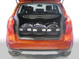 Ssangyong Korando 2010- Car-Bags.com travel bag set (2)