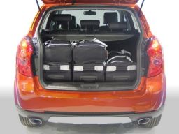 Ssangyong Korando 2010- Car-Bags.com travel bag set (3)
