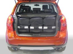 Ssangyong Korando 2010- Car-Bags.com travel bag set (4)
