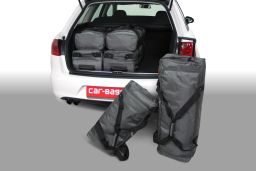 Seat Exeo ST (3R) 2008-2013 wagon Car-Bags.com travel bag set (1)