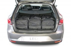 seat seat leon st 5f 2014 car bags reisetaschen. Black Bedroom Furniture Sets. Home Design Ideas