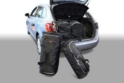 Seat Ibiza ST (6J) 2010-2017 wagon Car-Bags.com travel bag set (1)