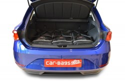 Seat Leon 2020- 5 door Car-Bags.com travel bag set (2)