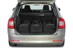 Skoda Octavia II (1Z) Combi 2004-2013 Car-Bags.com travel bag set (2)