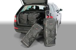 Skoda Octavia III (5E) Combi 2013- Car-Bags.com travel bag set (1)