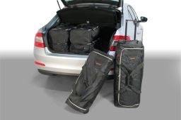 Skoda Octavia III (5E) 2013- 5 door Car-Bags.com travel bag set (1)