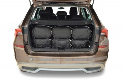 Skoda Kamiq 2019- Car-Bags.com travel bag set (4)