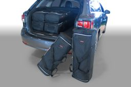 Toyota Avensis III TS 2009-2015 wagon Car-Bags.com travel bag set (1)