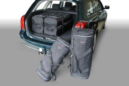 Toyota Avensis II wagon 2003-2009 wagon Car-Bags.com travel bag set (1)
