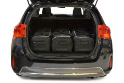 Toyota Auris II TS 2013- wagon Car-Bags.com travel bag set (2)