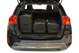 Toyota Auris II TS 2013- wagon Car-Bags.com travel bag set (3)