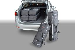 Toyota Avensis III TS 2015- wagon Car-Bags.com travel bag set (1)