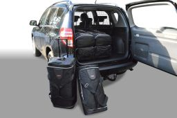 Toyota RAV4 III (XA30) 2005-2013 Car-Bags.com travel bag set (1)