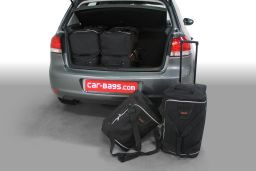 Volkswagen Golf VI (5K) 2008-2012 3 & 5 door Car-Bags.com travel bag set (1)