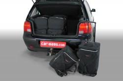 Car-Bags Volkswagen Golf V (1K) & VI (5K) Variant 2007-2013 Car-Bags Set De Sacs De Voyage V10901S 5QjghGAw