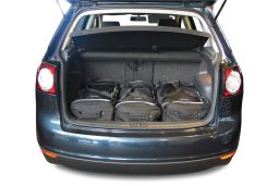 Volkswagen Golf Plus (1KP) 2004-2014 5 door Car-Bags.com travel bag set (2)