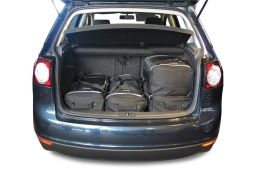 Volkswagen Golf Plus (1KP) 2004-2014 5 door Car-Bags.com travel bag set (3)