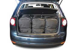 Volkswagen Golf Plus (1KP) 2004-2014 5 door Car-Bags.com travel bag set (4)
