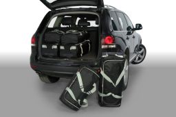 Volkswagen Touareg I (7L) 2002-2010 Car-Bags.com travel bag set (1)