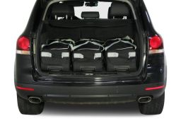 Volkswagen Touareg I (7L) 2002-2010 Car-Bags.com travel bag set (2)
