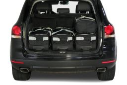 Volkswagen Touareg I (7L) 2002-2010 Car-Bags.com travel bag set (3)