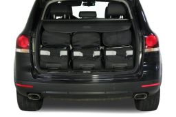 Volkswagen Touareg I (7L) 2002-2010 Car-Bags.com travel bag set (4)
