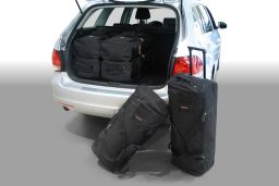 Volkswagen Golf V (1K) & VI (5K) Variant 2007-2013 Car-Bags.com travel bag set (1)