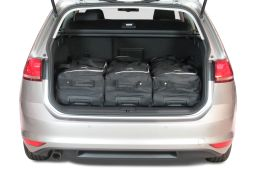 Volkswagen Golf VII (5G) Variant 2013- Car-Bags.com travel bag set (2)