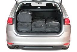 Volkswagen Golf VII (5G) Variant 2013- Car-Bags.com travel bag set (3)