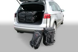 Volkswagen Golf VII (5G) Sportsvan 2014- Car-Bags.com travel bag set (1)