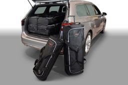 Volkswagen Passat (B8) Variant GTE 2015- Car-Bags.com travel bag set (1)