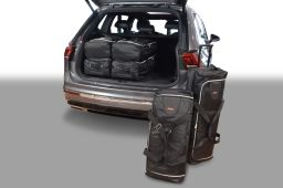 Volkswagen Tiguan II Allspace 5-seater 2017- Car-Bags.com travel bag set (1)