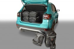 Volkswagen T-Cross (C1) 2018-present low boot floor (1)