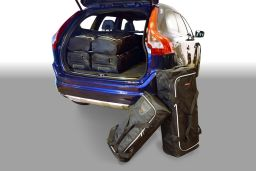 Volvo XC60 I 2008-2017 Car-Bags.com travel bag set (1)